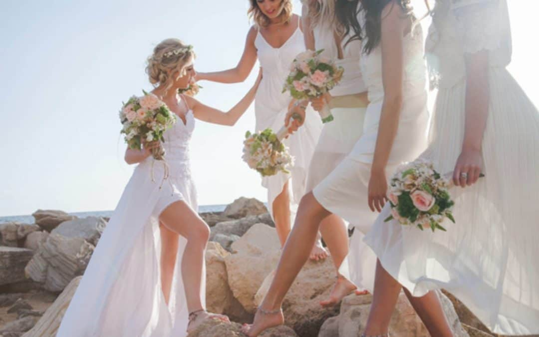 Beach Wedding – Italy